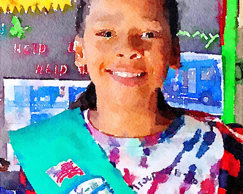 girl scouts arizona cactus pine   ps studios